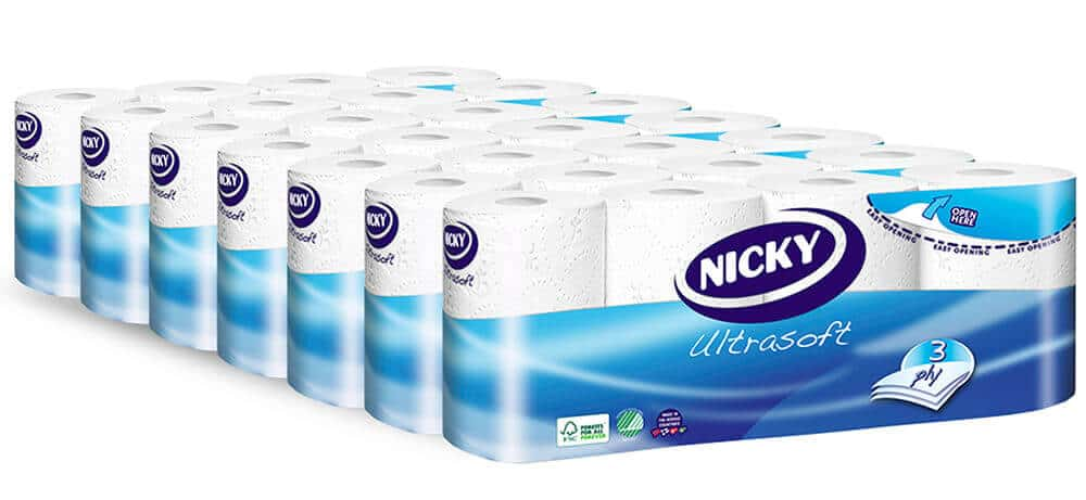 Dugnad toalettpapir
